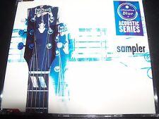 Liberation Blue Acoustic Series Sampler Promo CD Stephen Cummings Diesel Black S