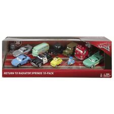 Disney Cars 3 10 Car Gift Pack Geschenkset Return to Radiator Springs Pixar