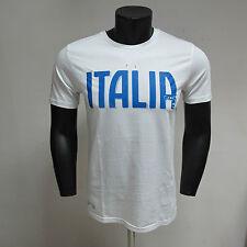 PUMA camiseta hombre m/corta mod ITALIA art.745185-02 col.BIANCO t. XL verano