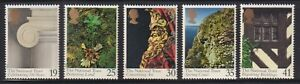Great Britain SG 1868-1872 XF U/M 1995 Centenary of National Trust Set of 5