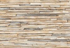 Poster fotomurale - Whitewashed Wood - 254x368 cm - (cod.8-920)