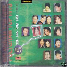 CD 1995 PolyGram Top Hits Various Artists 寶麗金至尊金曲 Vol 2 Alan Tam Faye Wong #2706