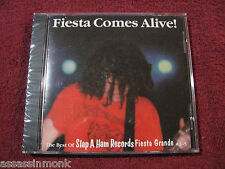 Fiesta Comes Alive CD Slap A Ham No Comment Dystopia Capitalist Casualties