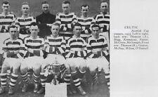 Celtic Football Team Photo Saison 1932-33