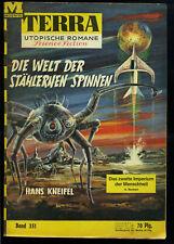 Terra-- Utopische Romane -- Science Fiction -- Band 351 -- Romanheft -- Moewig-