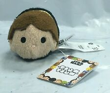 "Disney Star Wars Mini Tsum Tsum NWT Han Solo Force Returns 3.5"" RARE NWT FS"
