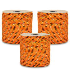 Polypropylenseil - Orange PP Seil 3mm-16mm Flechtleine Tauwerk Polypropylen