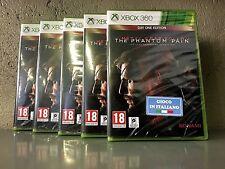 Metal Gear Solid V the Phantom Pain xbox 360