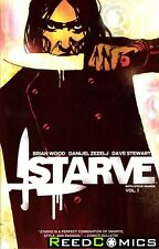 STARVE VOLUME 1 GRAPHIC NOVEL New Paperback Collects Issues #1-5 by Image Comics