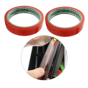 2x Double Side Tape tubular rim tapes Bicycle Repair Tools Tire Tubular Adhesive