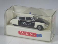 TOP: Wiking Frankreich Modell Citroen ID 19 Police France in OVP