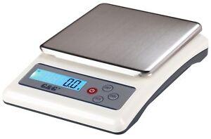 G&G KF 10kg/6kg /3kg/0,1g oder 500g/0,01g Tischwaage & Feinwaage