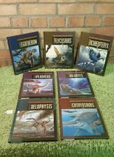 (Exploring Dinosaurs & Prehistoric Creatures)-ExLibrary Set of 7 Books Trilobite
