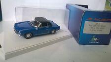 EXEM 1:43 AUTO DIE CAST FIAT 124 SPORT SPYDER 1 SERIE 1966 AZZURRO ART EX 21