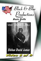 David James - Vee-Arnis-Jitsu DVD #8 Vee Jitsu'te Drills Sets 7 - 9