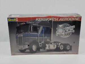 1982 Revell Kenworth Aerodyne Tractor Truck 1/25 Factory Sealed New