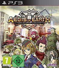 PS3 Spiel Aegis of Earth Protonovus Assault NEU&OVP Playstation 3