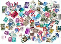Netherlands postage stamps x 113, off paper, used (Batch 4)