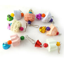 HK- Pet Hamster Chinchilla Parrot Bird Rabbit Teeth Grinding Stone Chew Toy Newl