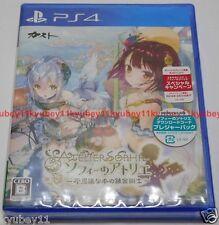 New PS4 Sophie no Atelier Fushigi na Hon no Renkinjutsushi Japan PlayStation 4