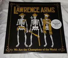 The Lawrence Arms We Are The Champions Fat Wreck Limited Colored Vinyl 2LP NEW