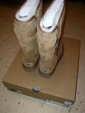 UGG Boots Allegra Bow! Original! NEU! EU 37 US 6 chestnut!