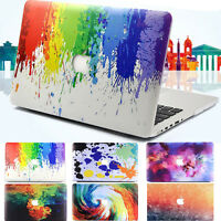 Colorful Matt Hard Case Cover Shell for Macbook Air Pro 11 12 13 15 '' / Retina