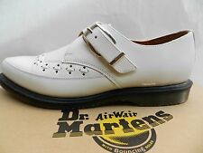 Dr Martens Rousden Creepers Chaussures 41 Homme Femme Derby Ballerines Neuf UK7