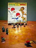 PINOCCHIO TV-Serie Disney vintage Figuren 1970er Heimo BULLY Gina Rocco Fuchs