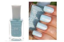 Sally Hansen Smooth & Perfect Color Care Nail Polish #06 Air Baby Blue B2G15%Off