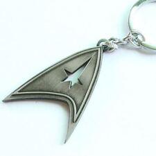 Keychain / Porte-clés - Star Trek Logo Metal