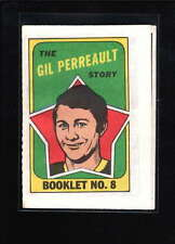 1971-72 TOPPS OPC #8 GIL PERREAULT NM F2367