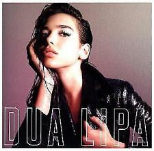 DUA LIPA Dua Lipa Deluxe Edition CD BRAND NEW S/T Self-Titled