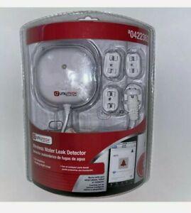 Utilitech Water Leak Detector Flood Sensor / Home Security System (Z-Wave)