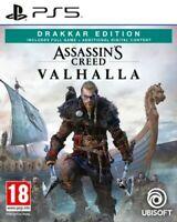 Assassin's Creed Valhalla Drakkar Edition PS5 in stock