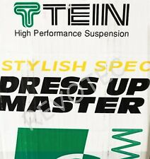 "Tein S. Tech Lowering Springs For 16-18 Honda Civic 4Dr Sedan 2.0L 1.4""/1.4"""