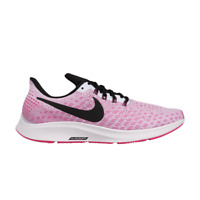NEW 942855-406 Nike Air Zoom Pegasus 35 Women's Running Shoes PINK White SZ 8