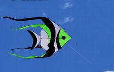 NEW Tropical Fish Kite outdoor fun Sports Delta kites single line Toys long tail