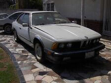 BMW     630 or  633 or 635 e24 PARTS