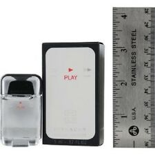 PLAY by Givenchy 0.17 oz / 5 ML EDT Splash Miniature Men - NEW IN BOX