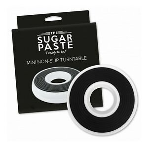 Mini Non-Slip Baking Cake Turntable - THE SUGAR PASTE™ Cake Decorating Tool