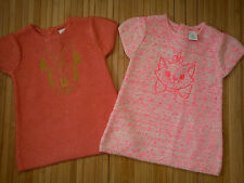***AMAZING***NEW AUTUMN WINTER BUNDLE MINNIE MOUSE KITTY BABY GIRL JUMPERS 6 M
