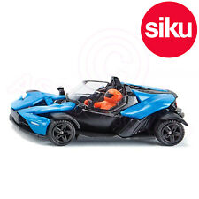 Siku 1436 KTM X-Bow GT XBow Track / Sports Car - 1:87 Dicast Model with Driver