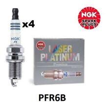 NGK PLATINUM SPARK PLUGS FOR SUBARU IMPREZA WRX / STI 2.0 TURBO 1992-2006 PFR6B