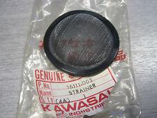 KAWASAKI NOS OIL STRAINER Z400 Z440 GPZ1100 ZX900 ZX1000 ZX1100 EX250 16111-003