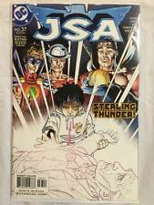 JSA #37 Comic Book DC 2002 - Justice Society of America