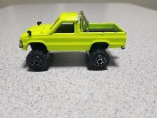 MAJORETTE 4x4 Toyota Pick-Up No.292 VINTAGE! - RARE Lime Green Variation