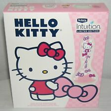 Hello Kitty Schick Intuition Razor and Refills Pink CHRISTMAS GIFT NIB