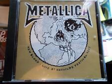 METALLICA - NEW BLOOD LIVE AT ROSKILDE FESTIVAL 2003 - 2003 NAPSTER CD