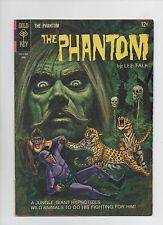 The Phantom #12 - Gold Key - (Grade 7.0) 1965